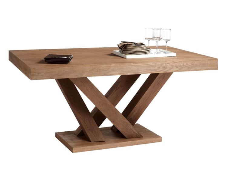 View In Gallery Sunpan Madero Dining Table 2 Thumb 630x504 10189 Sunpan  Madero Dining Table Big Style For Small