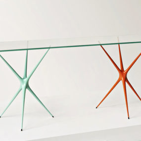Supernova Tresle Table from Made in Ratio