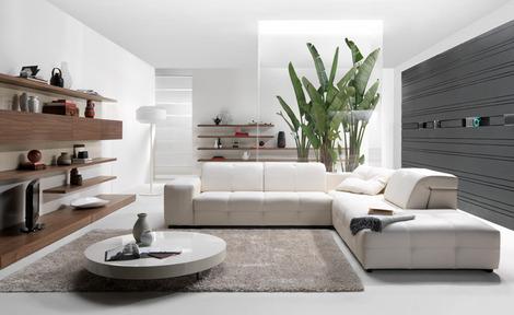 Surround Sound MP3 Sofa By Natuzzi