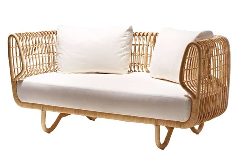 View In Gallery Sustainable Rattan Indoor Furniture By Cane Line 8.
