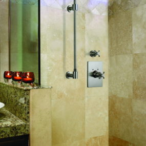 Sustainable Shower Systems – StyleTherm by California Faucets