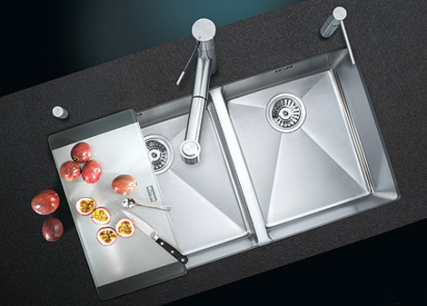 suter kitchen sink Stainless Steel Kitchen sinks from Suter   Super Versatile sinks