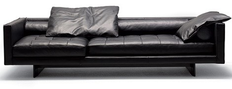 Swan Plaza Sofa Ludovica Roberto Palomba Extra Large Leather From By Designers