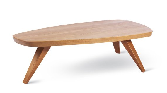 Swell Coffee Table By Sherwood Hamill For Angela Adams - Angela coffee table