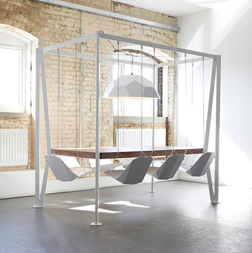 swing table 1 Swing Table by Duffy London