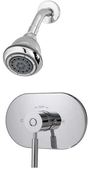 symmons sereno shower head