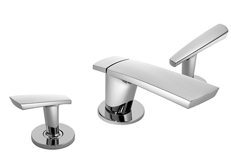 Symmons Bathroom Faucet - new Oxford & Naru bathroom faucets