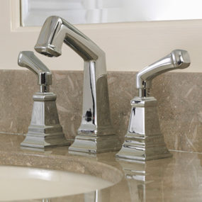 Symmons Bathroom Faucet – new Oxford & Naru bathroom faucets