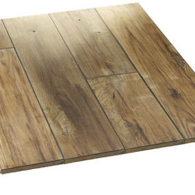 Walnut wood floor from T. Morton – Bleached Walnut 8-inch Plank floors