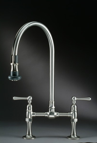tapsandmore bridgemixer Bridge Mixer from Taps and More   bridge faucets
