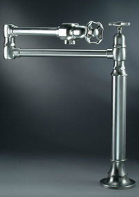 Deck Mounted Pot Filler from Taps and More