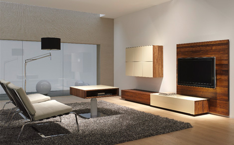 team 7 living room