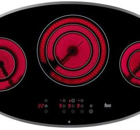 Teka vitroceramic cooktop – the shape-designed hob