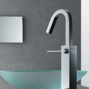 Contemporary Faucets from Teknobili – Cube faucets
