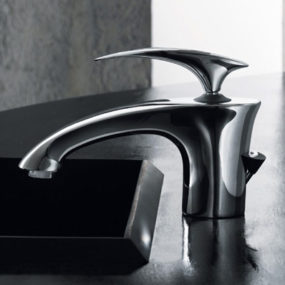 Stylish Faucets – new Bartok faucet designs by Teknobili