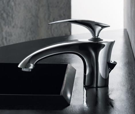 teknobili faucet bartok 1 Stylish Faucets   new Bartok faucet designs by Teknobili