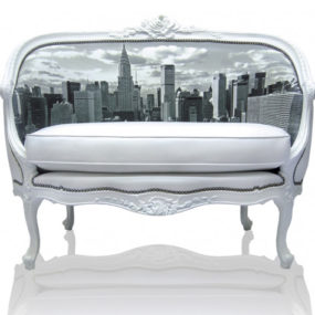Decorative Sofa by Teo Jasmin