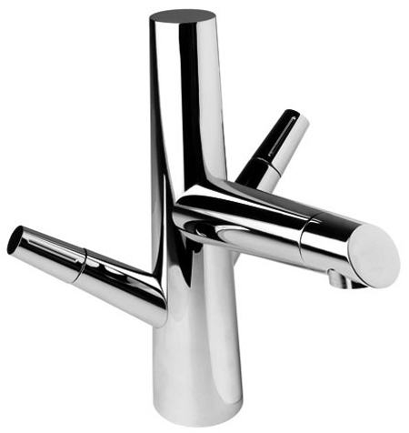 teorema bathroom faucet tree basin Bathroom Faucet by Teorema   new Duck & Tree faucets for nature lovers!