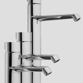 Environmentally Friendly Faucets – new sustainable faucets by Teorema