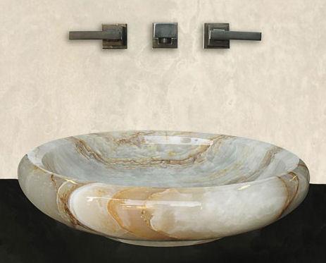 terra acqua cresta sink Terra Acqua Stone Vessel Sink