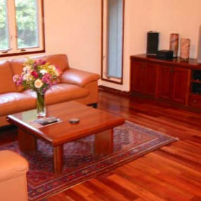 Recycled Hardwood Flooring from Terramai – new Rose Mix & Golden Rose exotic floors