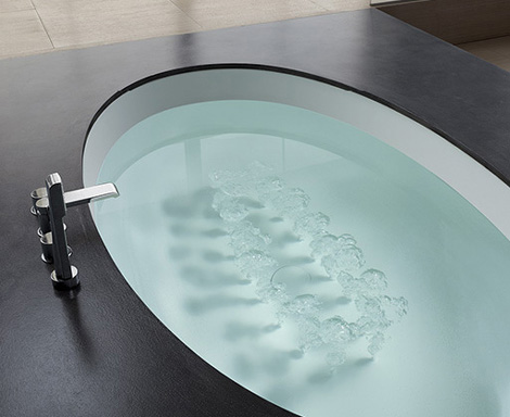 Teuco bathtub Feel - detail
