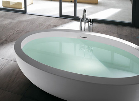 Teuco bathtub Feel - free-standing