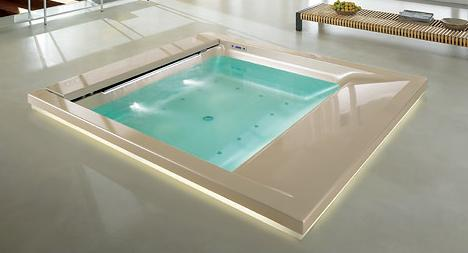 teuco seaside whirlpool tub Teuco Seaside whirlpool tub   a Hydrotherapy spa