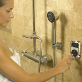 ThermaSol new Controls and Accessories for Home Spa or Steam Shower