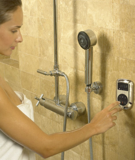thermasol home spa controls