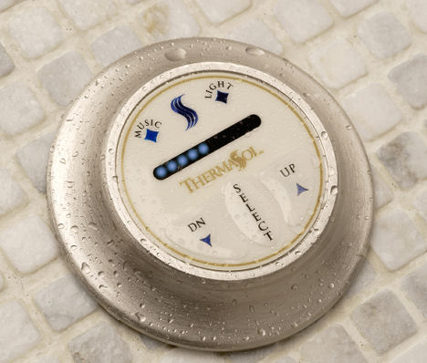 thermasol temp touch controls