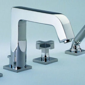 New THG Paris Beluga contemporary faucet line