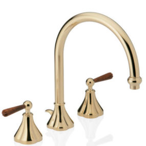 THG Paris Emotion Bath Faucet Collection by Jamie Drake