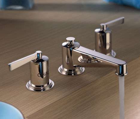 thg paris faubourg bathroom faucets collection by pierre yves rochon. Black Bedroom Furniture Sets. Home Design Ideas