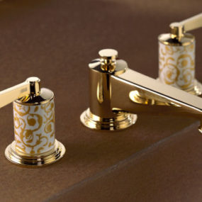 THG Paris Froufrou Faucet Collection by Pierre-Yves Rochon