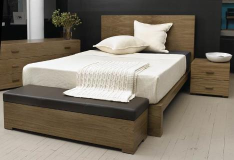 thompson bedroom set desiron 2modern The Thompson Bed by Desiron   the beauty is in simplicity