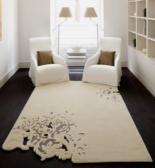 three dimensional rugs top floor 1 Three Dimensional Rugs by Top Floor   art underfoot