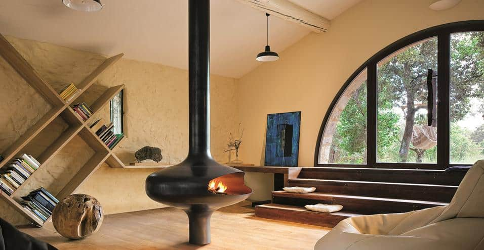 Three Modern Fireplaces Create Stunning Focal Points