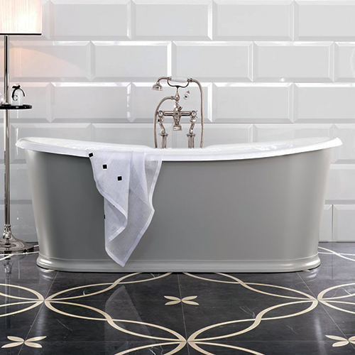 timeless cast iron tub devon devon regal 1 Timeless Cast Iron Tub Design by Devon&Devon   Regal