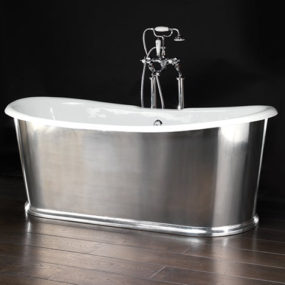 Timeless Cast Iron Tub Design by Devon&Devon – Regal