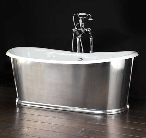 timeless cast iron tub devon devon regal 2 Timeless Cast Iron Tub Design by Devon&Devon   Regal