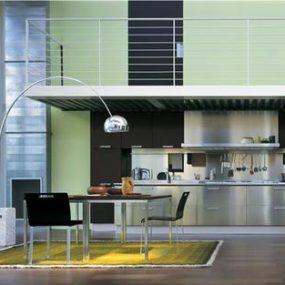 Contemporary Kitchen from Tisettanta – Soya kitchen design