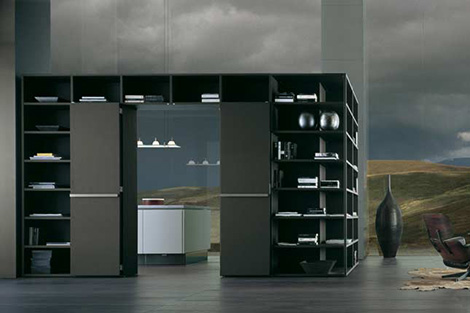 Metropolis furniture from tisettanta contemporary furniture - Tisettanta mobili ...