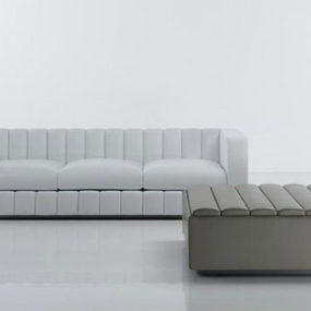 Contemporary Sofa from Tisettanta – Sleeve sofa