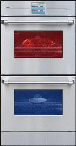tmio double wall oven TMIO Oven   cooking over the Internet...?