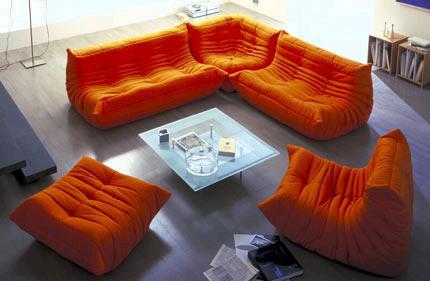 togo sofa ligne roset TOGO Sofa by Ligne Roset   amazingly cozy