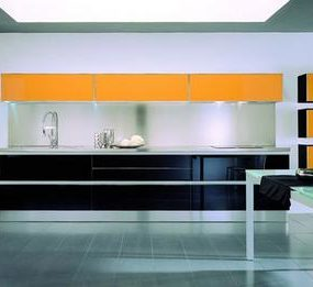 Contemporary Kitchen from Tomassi Cucine – Andromeda kitchen