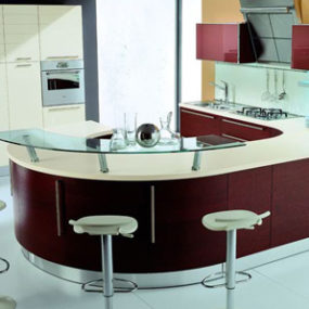 European Kitchen from Tomassi Cucine – Opera kitchen design
