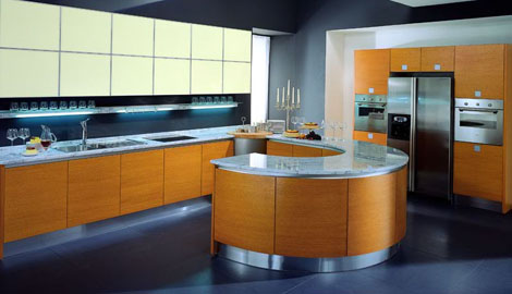 tomassicucine kitchen opera 3 European Kitchen from Tomassi Cucine   Opera kitchen design