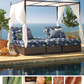Tommy Bahama Outdoor Fabrics – new Sunbrella outdoor prints 2008